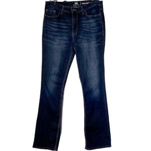 Lee Riders midrise bootcut size 14M